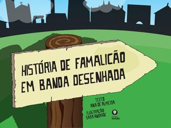 História de Famalicão em Banda Desenhada