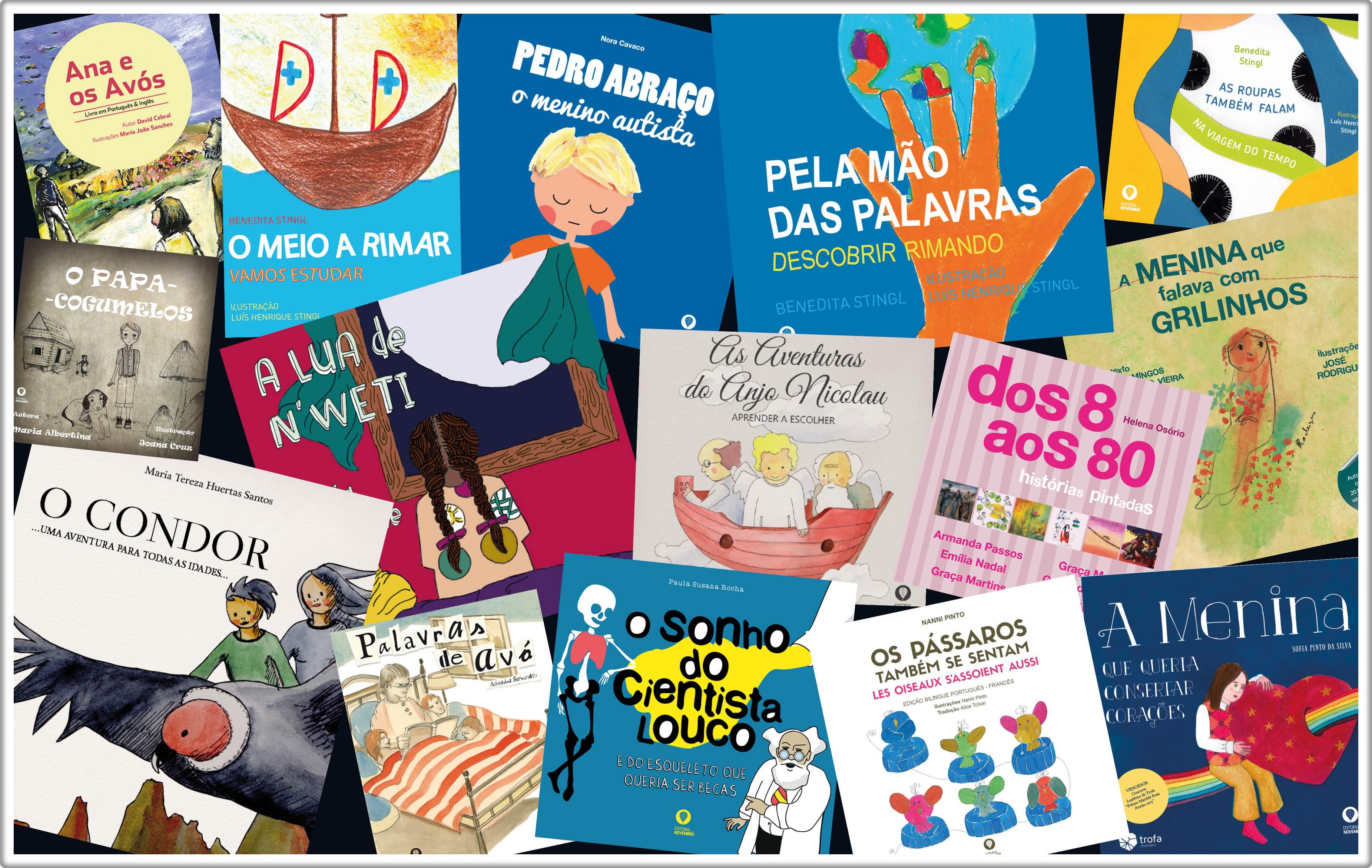 Sugestões Dia Internacional do Livro Infantil