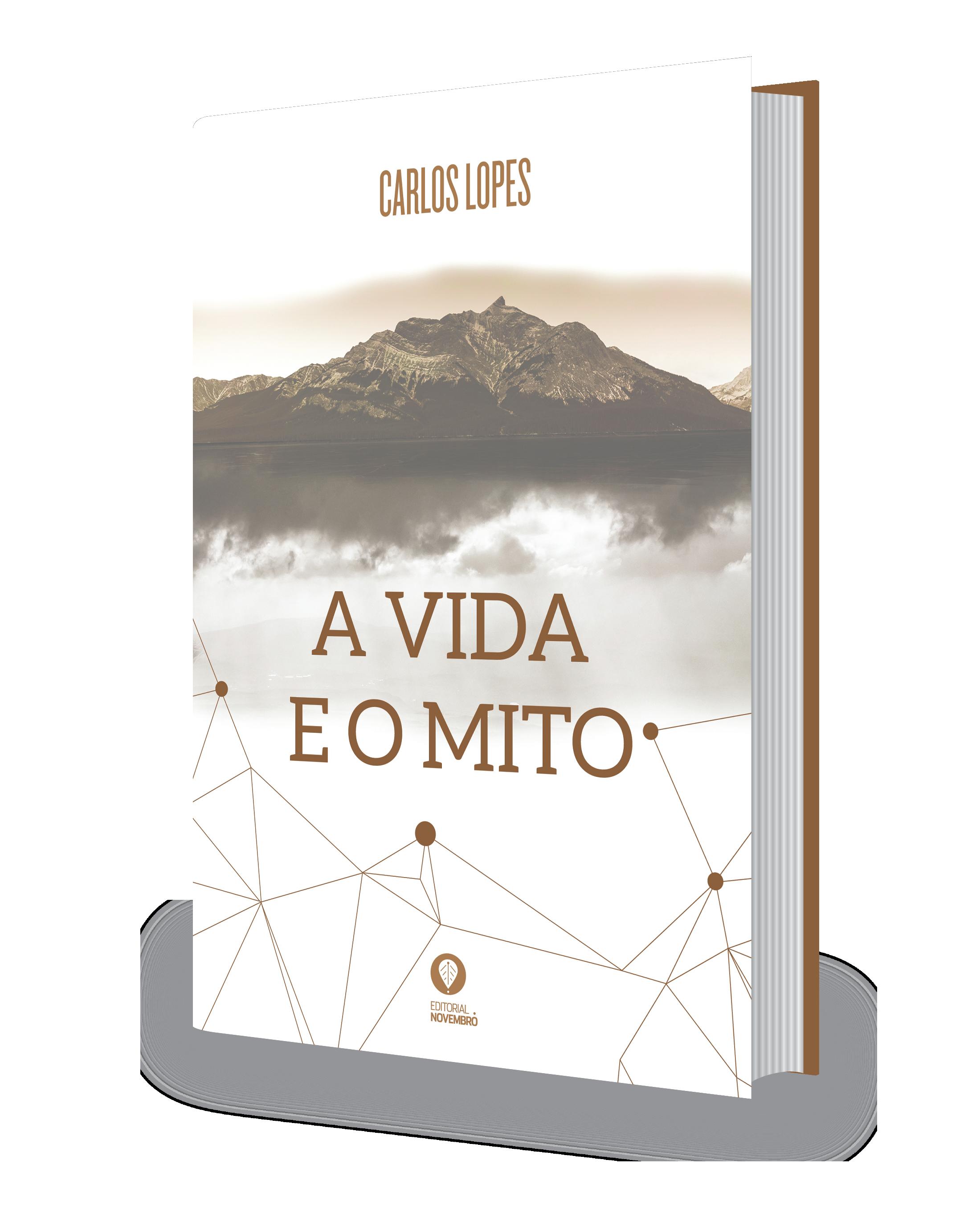 """Em outubro, nas livrarias, """"A Vida e o Mito"""" de Carlos Lopes"""