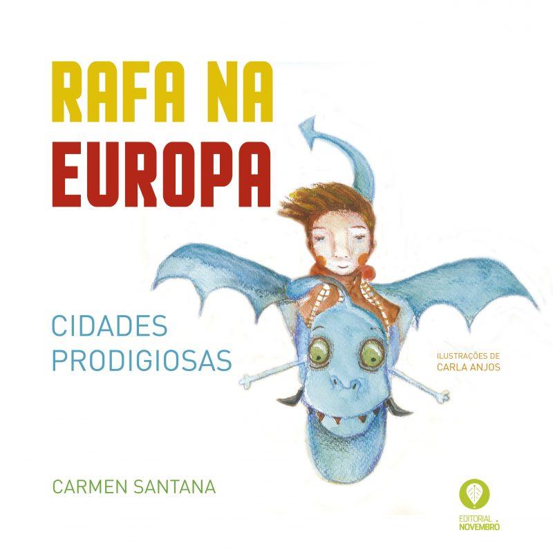 Rafa na Europa – Cidades Prodigiosas