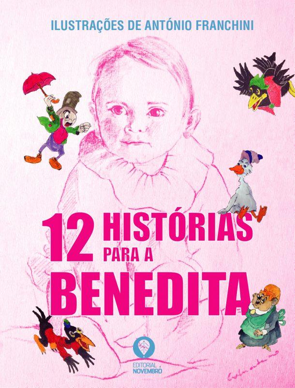 12 HISTÓRIAS PARA A BENEDITA