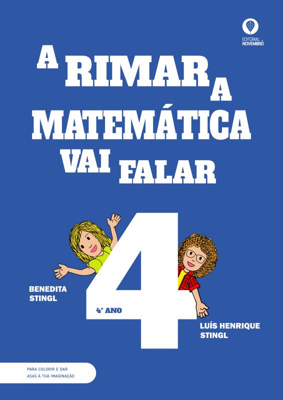 A RIMAR A MATEMÁTICA VAI FALAR – Manual 4