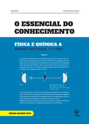 O essencial do conhecimento – Física e Química A (Volume 1)