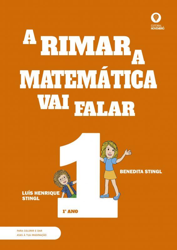 A Rimar a Matemática Vai Falar – Manual 1
