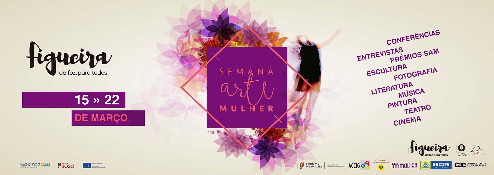 Semana Arte Mulher